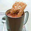 Fast &amp; Easy Dinner: Tomato Soup With Parmesan Crisps