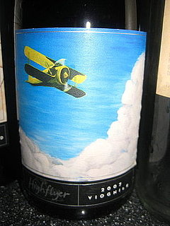 Happy Hour: High Flyer 2007 Viognier