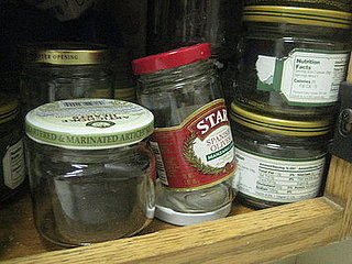 Simple Tip: Save Old Glass Jars