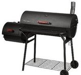 Smoke N Grill Charcoal Grill and Smoker