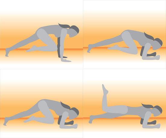 4 Planks to Work Your Core