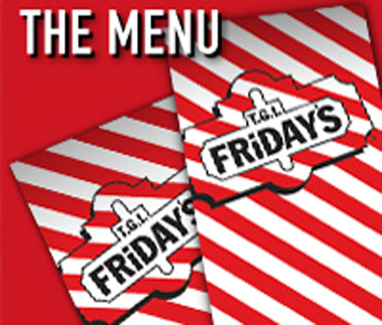 Bonus Dollars From T.G.I Friday's