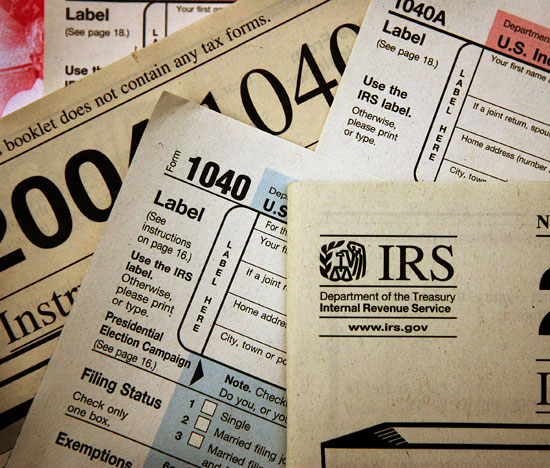 Free and Discounted Offers on Tax Day April 15