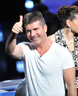 Simon Cowell's Net Worth