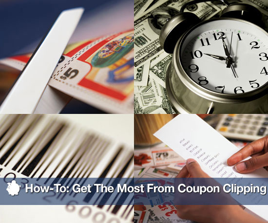 Tips For Coupon Clipping