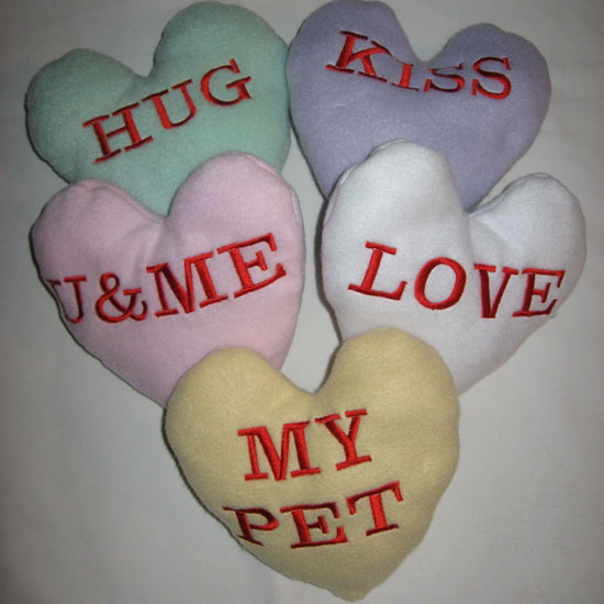 Cute Etsy Valentine's Day Gifts for Dogs, Cats, and Other Pets