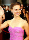 Natalie Portman at the 2009 Oscars