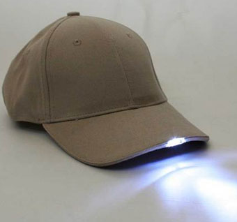 Lighted Dog Walking Hat: Spoiled Sweet or Spoiled Rotten?