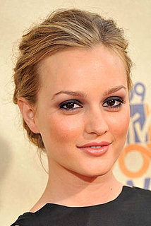 Leighton Meester at MTV Movie Awards 2009