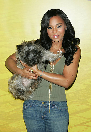 Ashanti and Nigel
