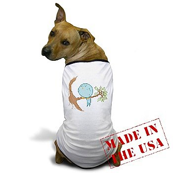 Miffed Little Bird Dog T-Shirt  ($25)