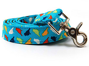 Bright Bird Dog Leash ($52)