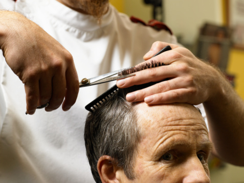 If you cut your hair on Friday the 13th, someone in your family will die, according to superstition.
