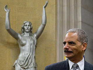 Eric Holder Says Assault Weapon Ban Is Back