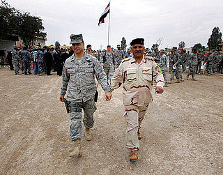 Picture It: America Hands Over Military Camp to Iraqi Army