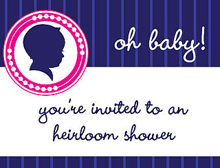 April Showers: Heirloom Shower