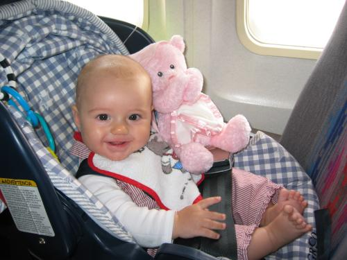 Lil Links: Babies on the Plane, What's the Fuss?
