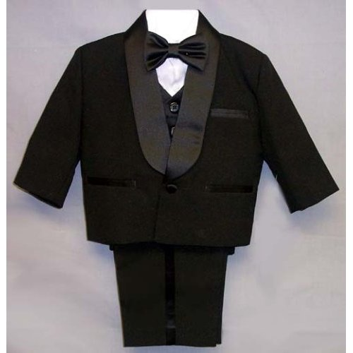 Mommy Dearest: Black Tie Required Wedding, Even For Tots?