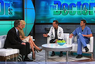 Heated Autism Debate on The Doctors With Jenny McCarthy