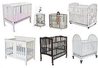 Mini Cribs Save Space and Money