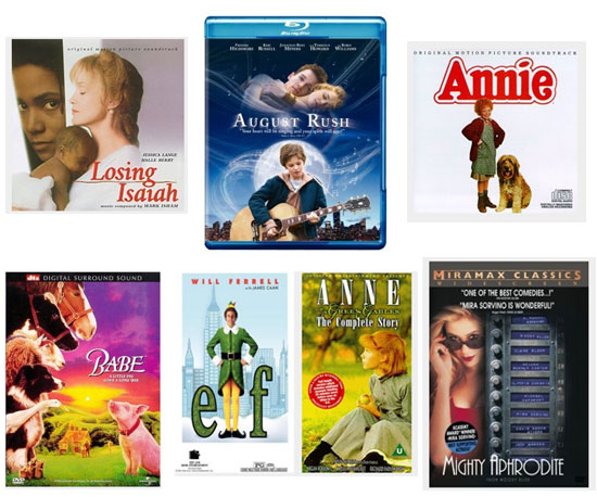 Which adoption movie do you like best?