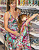 Adore La Vie Mom and Daughter Dresses