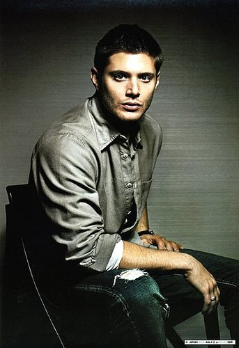 Jensen Ackles - unknown photoshoot