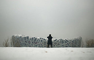 The Snow Man: China Delivers Unique Snowflakes to Masses