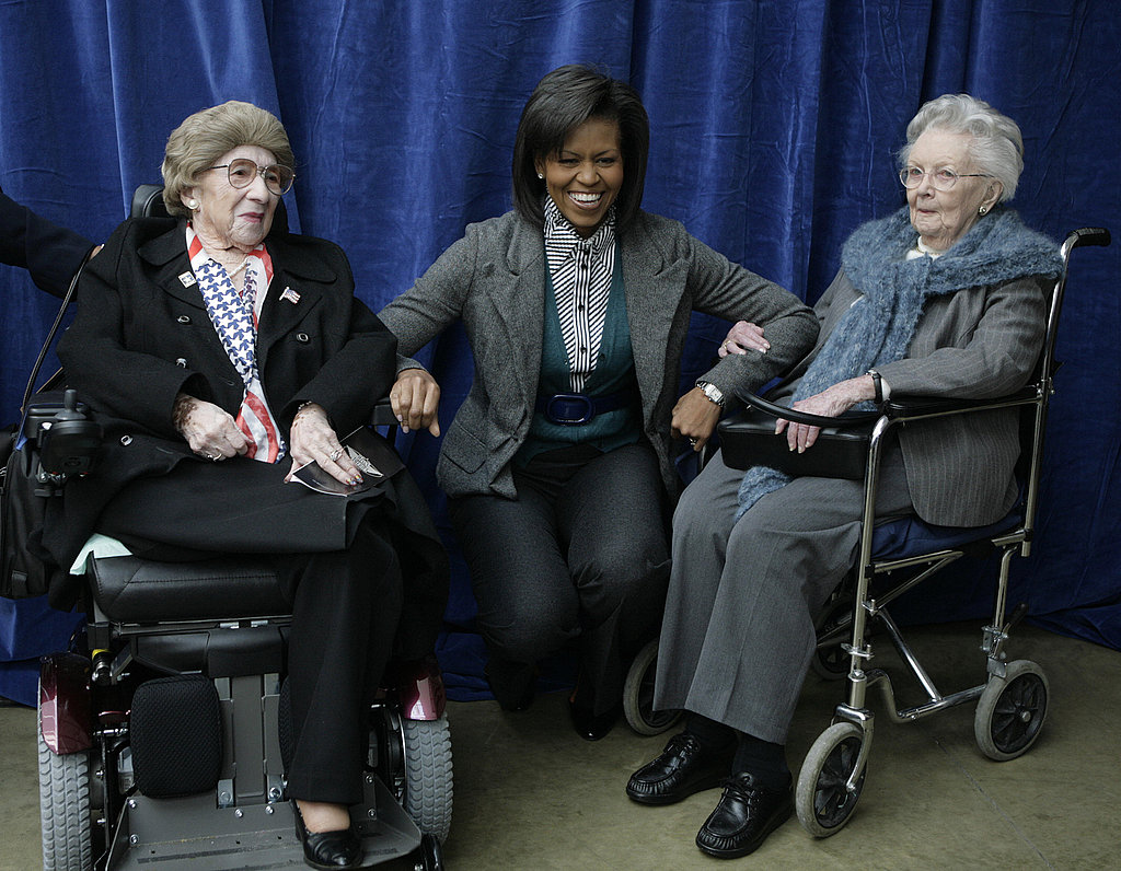 Michelle Obama Honors Women's History Month