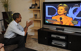 In Case You Were Wondering What TV Obama Watches . . .