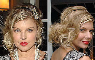 Love It or Hate It: Fergie's Modern Flapper Hairstyle
