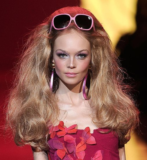 2009 Fall New York Fashion Week: Barbie