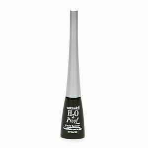 Review of Wet 'n' Wild H2O Proof Liquid Eyeliner in Ultra Black