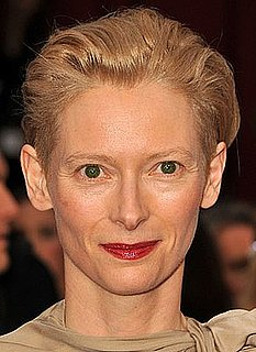 Tilda Swinton Oscars Look: Hair and Makeup Photo