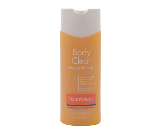 Neutrogena Body Scrub