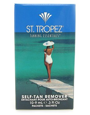 Review of St. Tropez Self Tan Remover Sachets