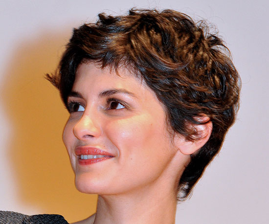Seven Ways to Wear a Wavy Pixie Cut