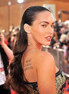Megan Fox at MTV Movie Awards 2009