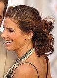 Sandra Bullock's Updo