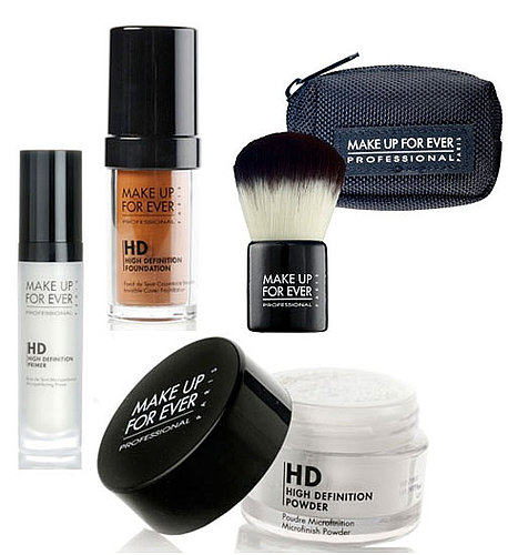 Sunday Giveaway! Make Up For Ever Primer, Foundation, Powder, and Kabuki Brush
