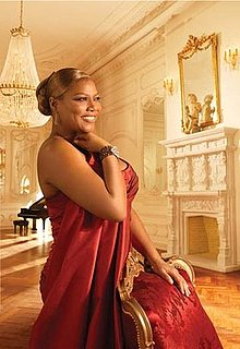 Queen Latifah perfume
