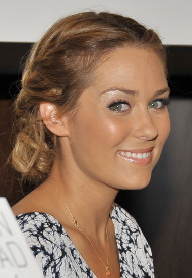 Lauren Conrad's Twisty Braid