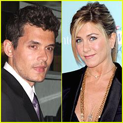 Jennifer Aniston Oscar-Bound with John Mayer!