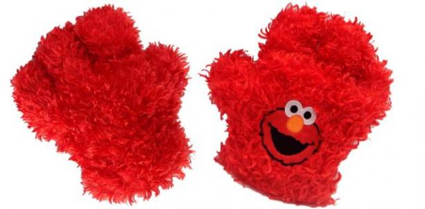 Elmo Tickle Hands