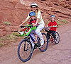 Biking with Baby:  iBert Safe-T-Seat