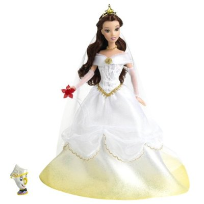 Disney Princess Fairy Tale Wedding-Belle