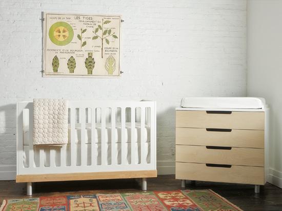 Oeuf Crib Classic