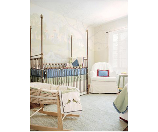 Teri Polo's Clean Nursery