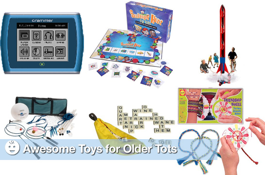 Awesome Toys For Older Tots