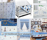 Traditional Boys' Nurseries